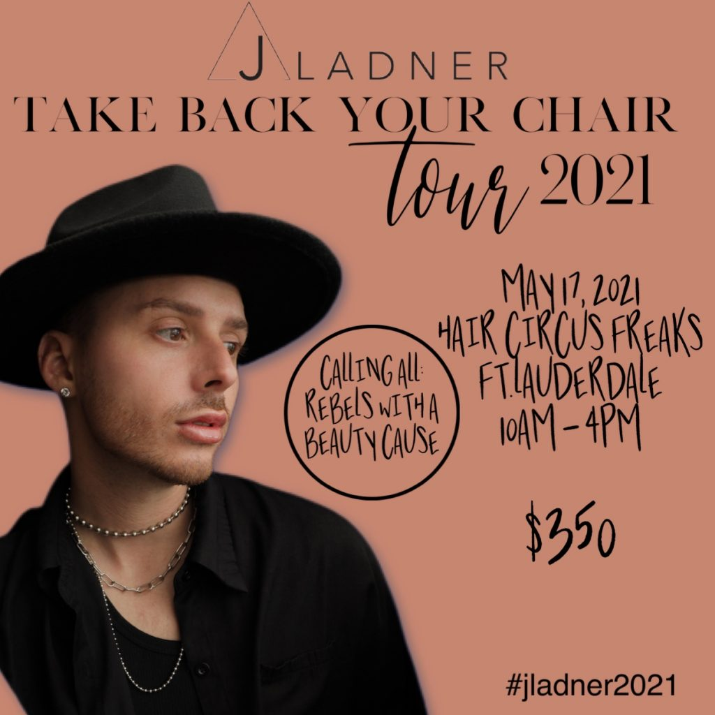 Take Back Your Chair Tour-Fort Lauderdale