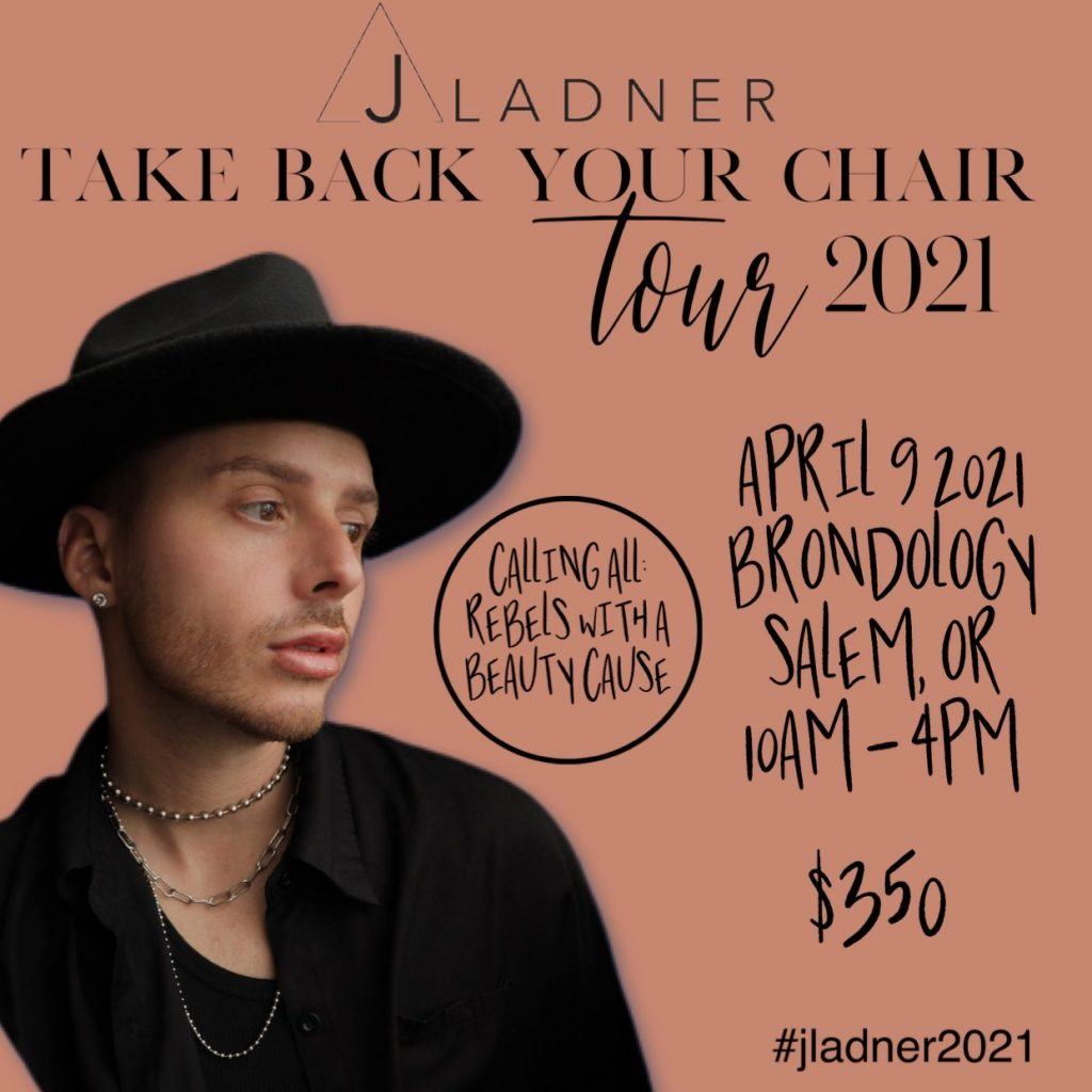 Take Back Your Chair Tour-Brondology